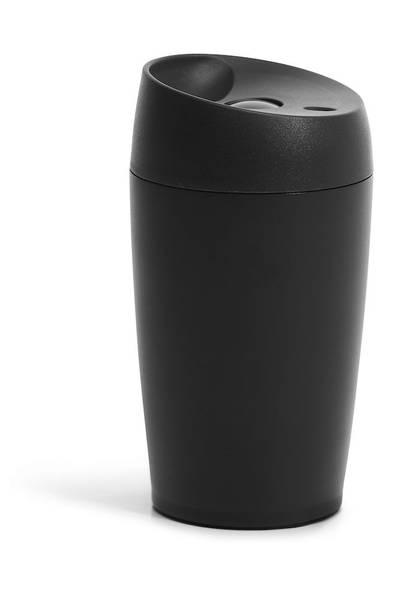 Gravert Bilkrus med låsbar trykkfunksjon,  sort