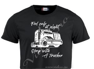 Bilde av T-shirt, Truck