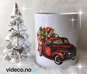 Bilde av Julekopp, Lastebil m/pakker