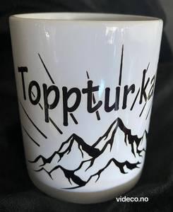 Bilde av Kopp, Topptur kaller