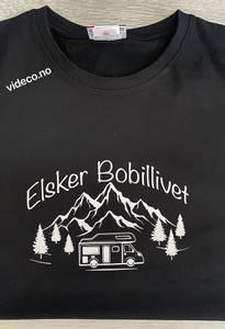 Bilde av T-shirt, Elsker Bobillivet