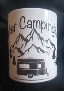 Bilde av Kopp- Elsker Campinglivet