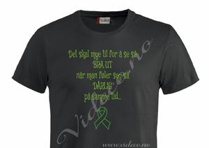 Bilde av t-shirt - Det skal mye til