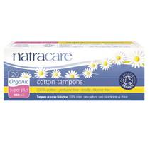 Natracare tamponger
