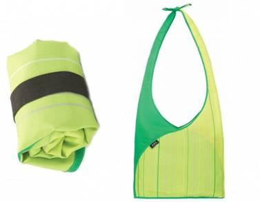 Envirosax Grønn SlingSax Skulderveske