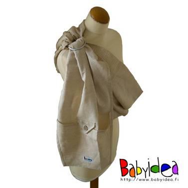 Sand BabyIdea Eco ringslynge
