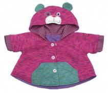Teddybjørnjakke til Rubens Baby
