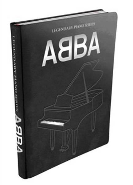 Bilde av Legendary Piano Series - ABBA