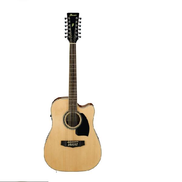 Bilde av Ibanez   Acoustic Guitar PF1512ECE-NT 12-strings