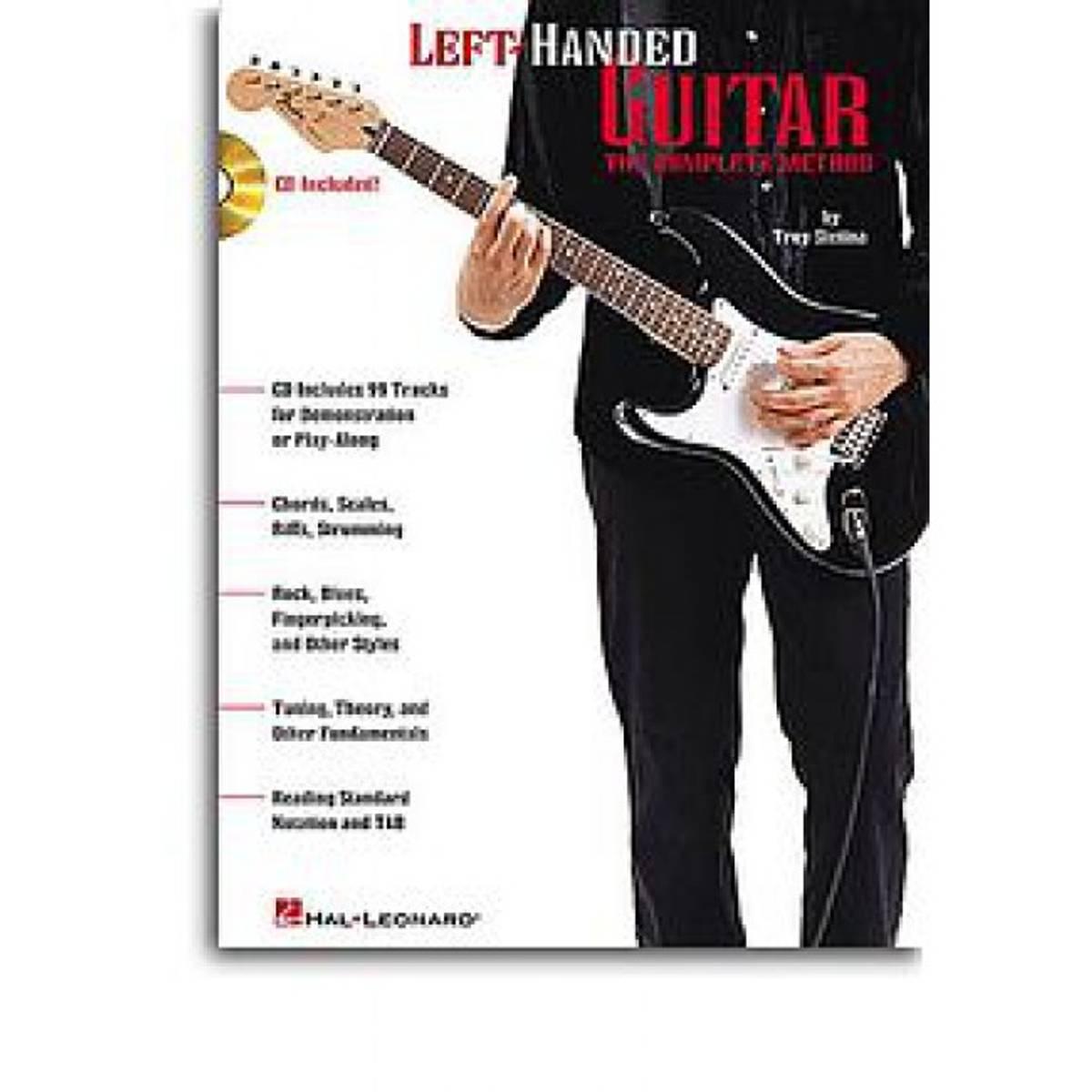 Leonard, Hal Left-Handed Guitar