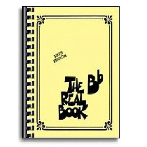 Bilde av Ther Real Book in Bb  Vol 1 Sixth Edition