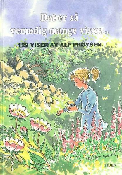 Bilde av Prøysen, Alf Det er så vemodig mange viser.. 128