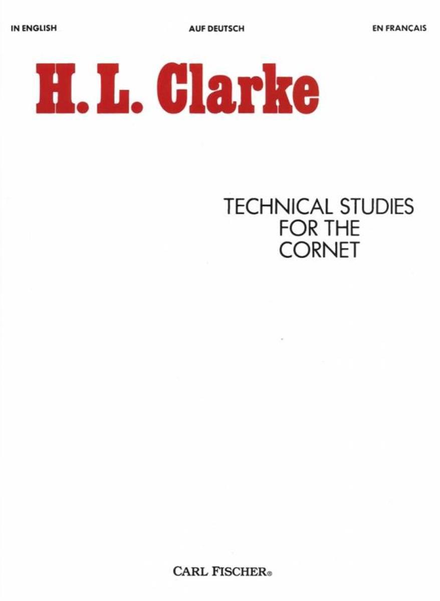 Clarke, H.L. Technical studies for the cornet