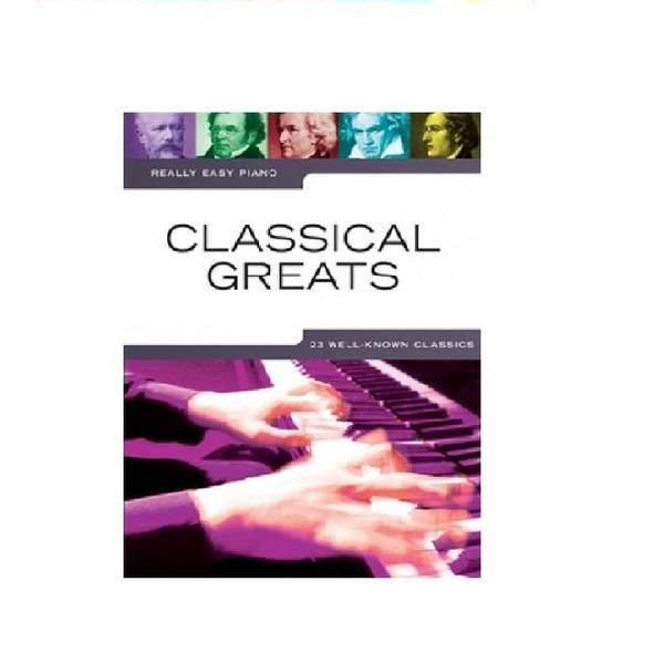 Bilde av Really Easy Piano Classical Greats
