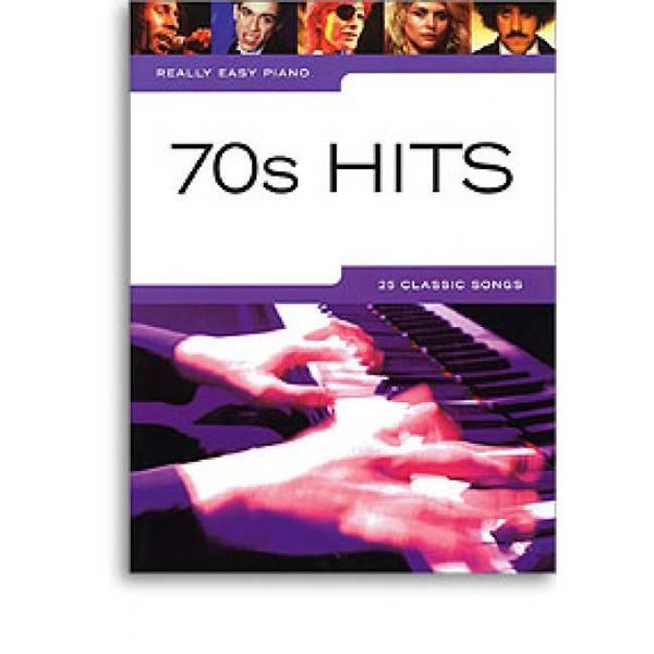 Bilde av Really Easy Piano 70s hits