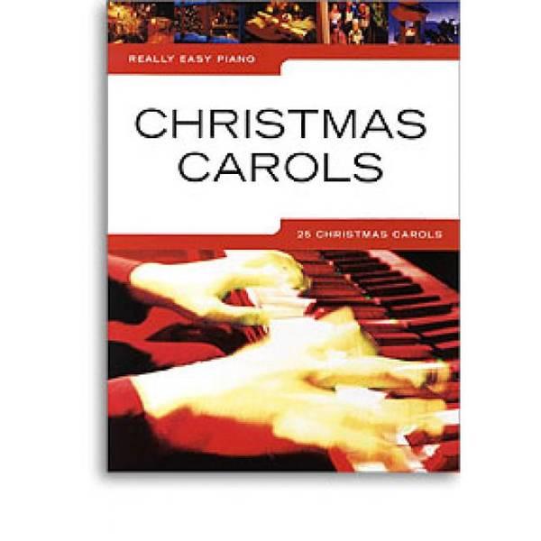 Bilde av Really Easy Piano christmas carols