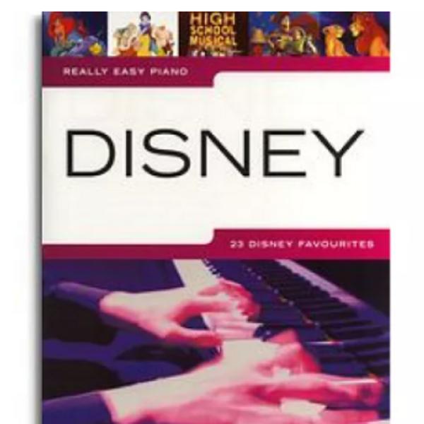 Bilde av Really Easy Piano Disney