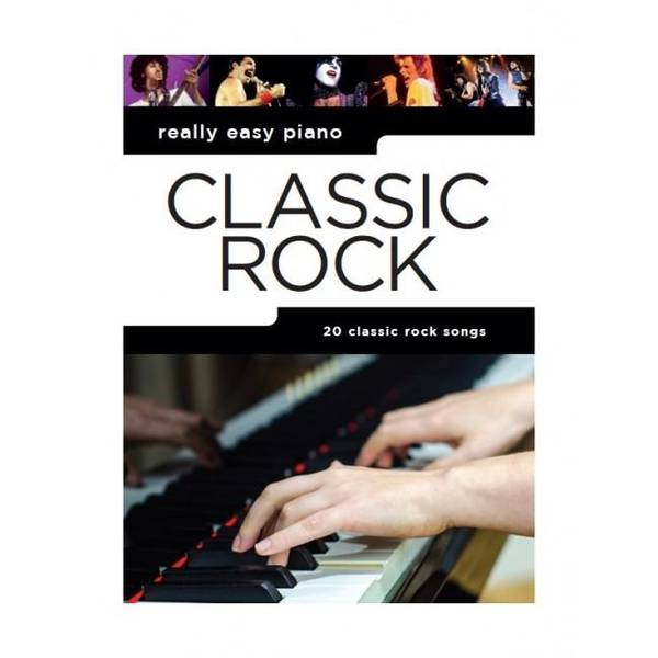 Bilde av Really Easy Piano classic rock