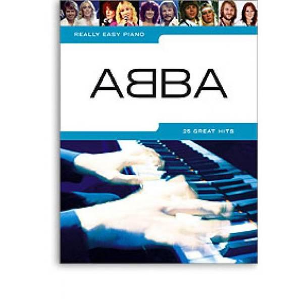 Bilde av Really Easy Piano ABBA