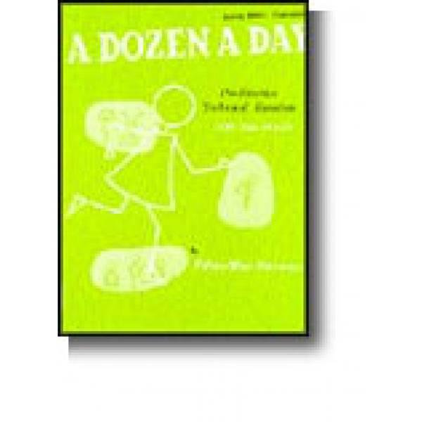 Bilde av Burnam, E-M, A Dozen A Day bok 2