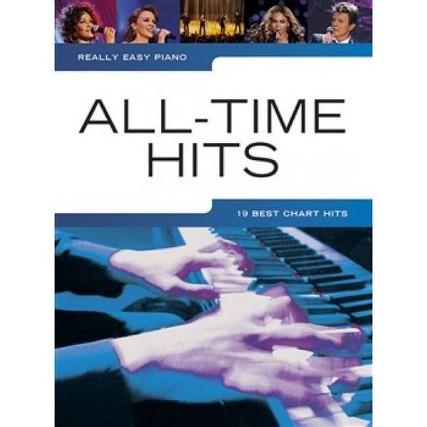 Bilde av Really Easy Piano all-time hits