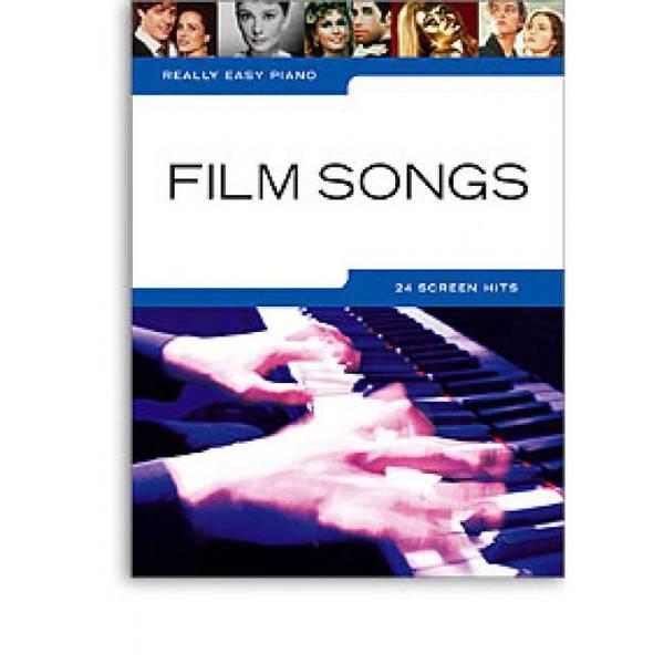 Bilde av Really Easy Piano film songs