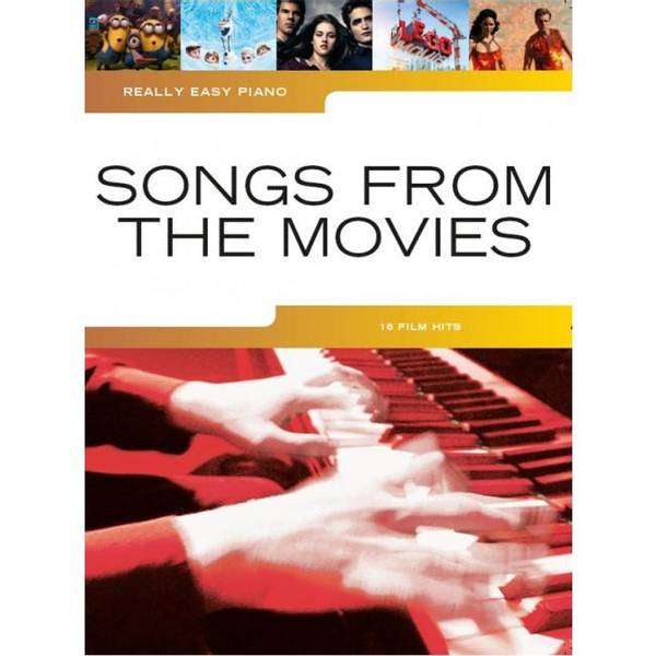 Bilde av Really Easy Piano songs from the movies