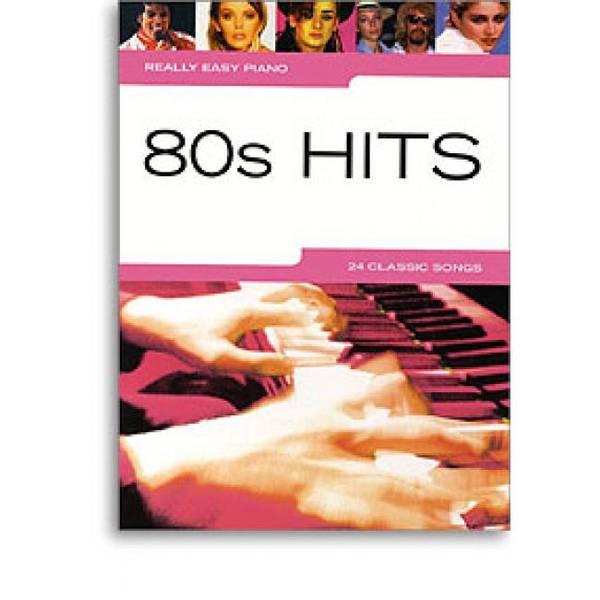 Bilde av Really Easy Piano 80s hits
