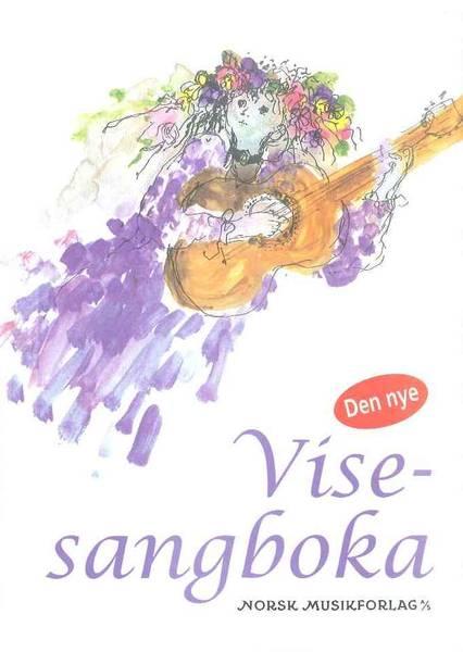 Bilde av Dramstad, Leif A. Den nye visesangboka