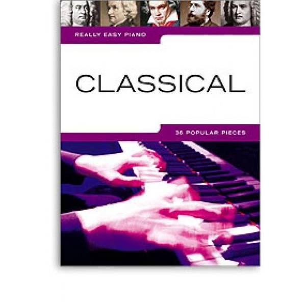 Bilde av Really Easy Piano classical