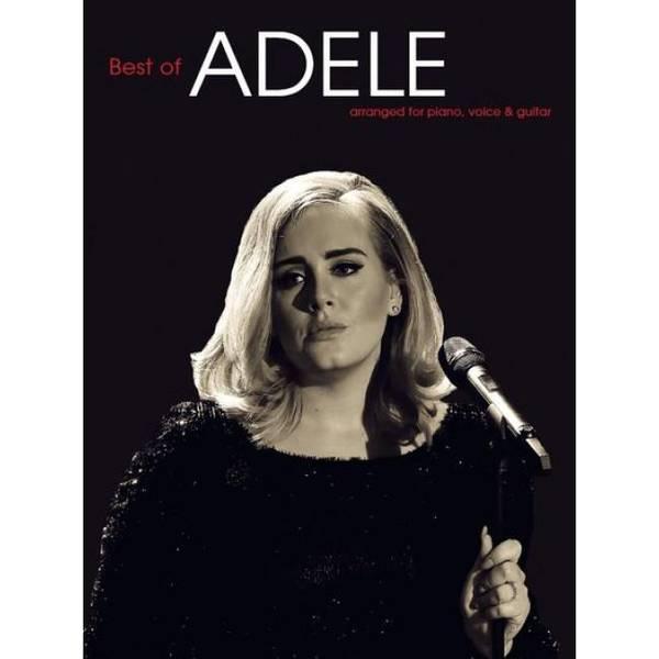 Bilde av Best of Adele PVG