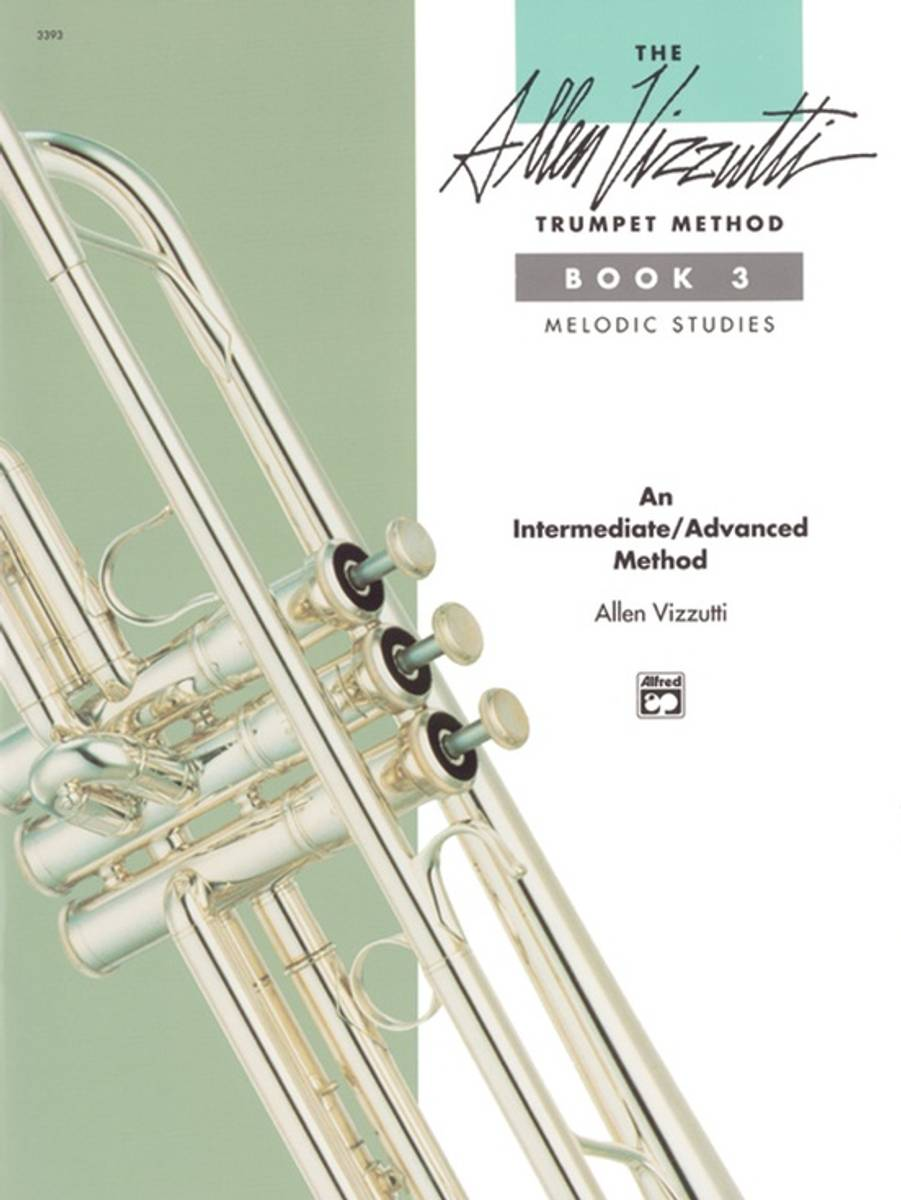 Allen Vizzutti Trumpet Method Vol. 3
