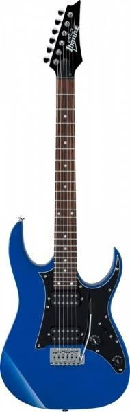 Bilde av Ibanez El-gitar pakke (blå) IJRG200-BL