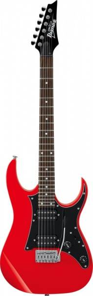 Bilde av Ibanez El-gitar pakke (rød) IJRG200-RD