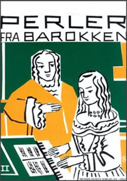 Bilde av Stugu, E.Sandvik/Selberg, P. Perler fra barokken