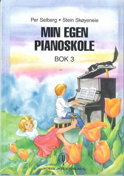 Bilde av Selberg, Per/Skøyeneie, Stein Min egen pianoskole