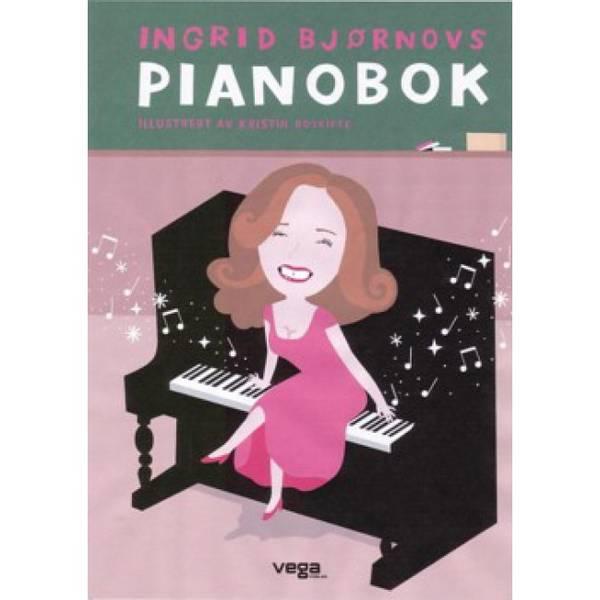 Bilde av Ingrid Bjørnovs Pianobok