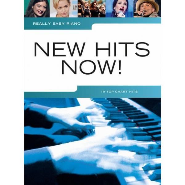 Bilde av Really Easy Piano: New Hits Now!