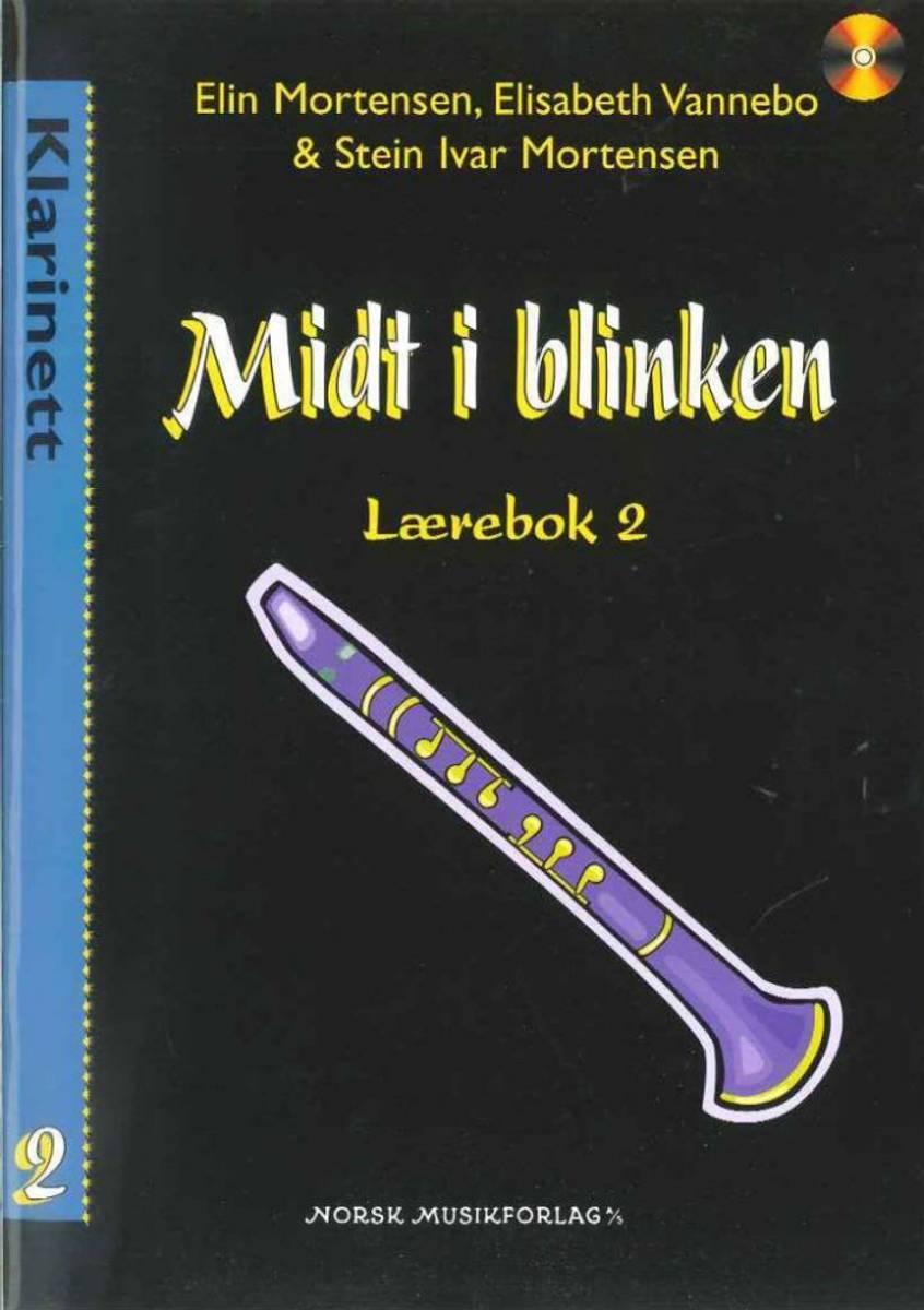 Midt i Blinken Clarinett Bok 2
