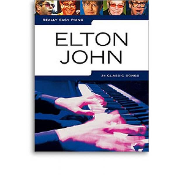 Bilde av Really Easy Piano: Elton John