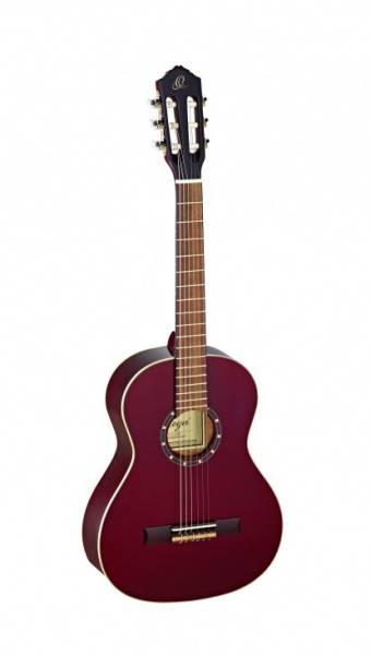 Bilde av Ortega   Classical Guitar R121   3/4 Size Winered