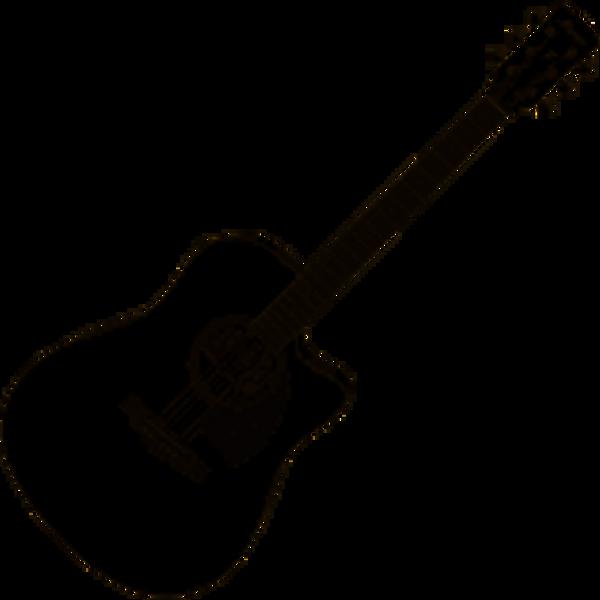 Bilde av Ibanez Acoustic Guitar  PF15-BK