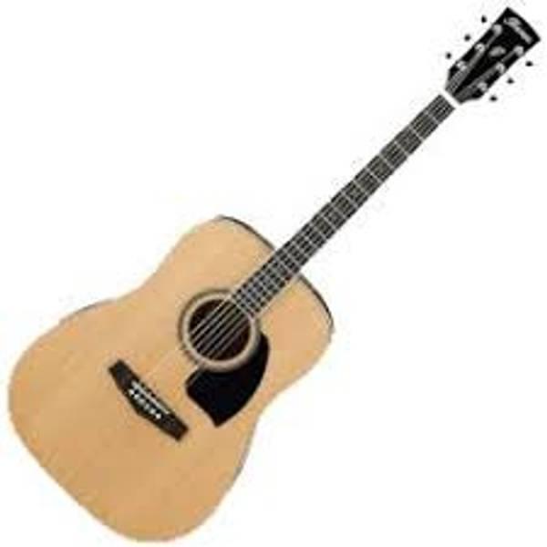 Bilde av Ibanez Acoustic Guitar PF15-NT (Natural).