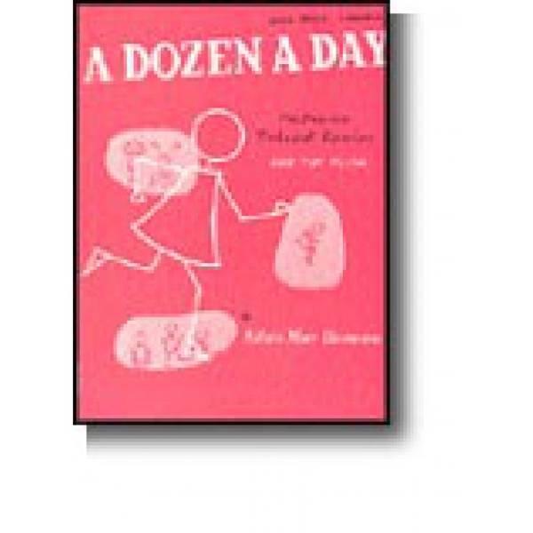 Bilde av Burnam, E-M A Dozen A Day bok 3