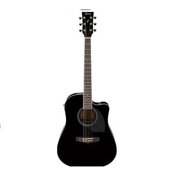 Bilde av Ibanez Acoustic Guitar  PF15-ECE BK