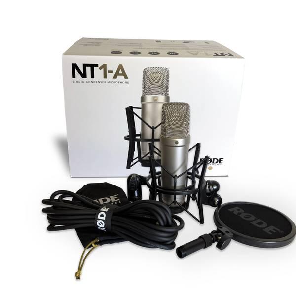 Bilde av Røde NT1-A Studio Kit