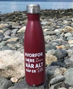 Bilde av Drikkeflaske, rød