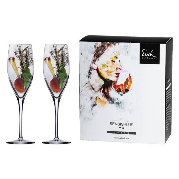 Bilde av Eisch Superior Sensis Plus Champagne 2pk