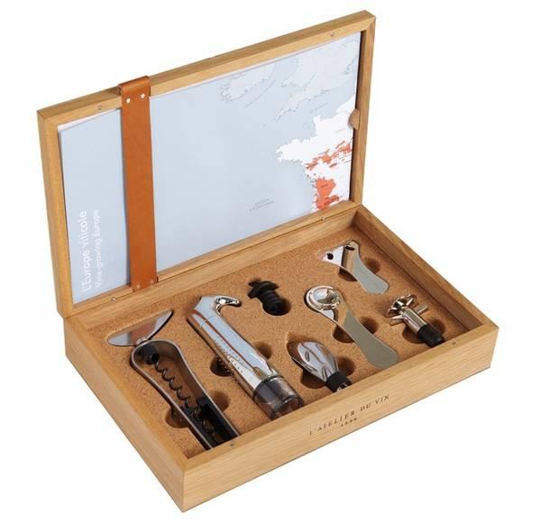 Bilde av L'Atelier du Vin Oeno Box Collector gavesett