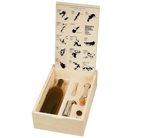 Bilde av L'Atelier du Vin Oeno Box Connoisseur N°2 vinsett